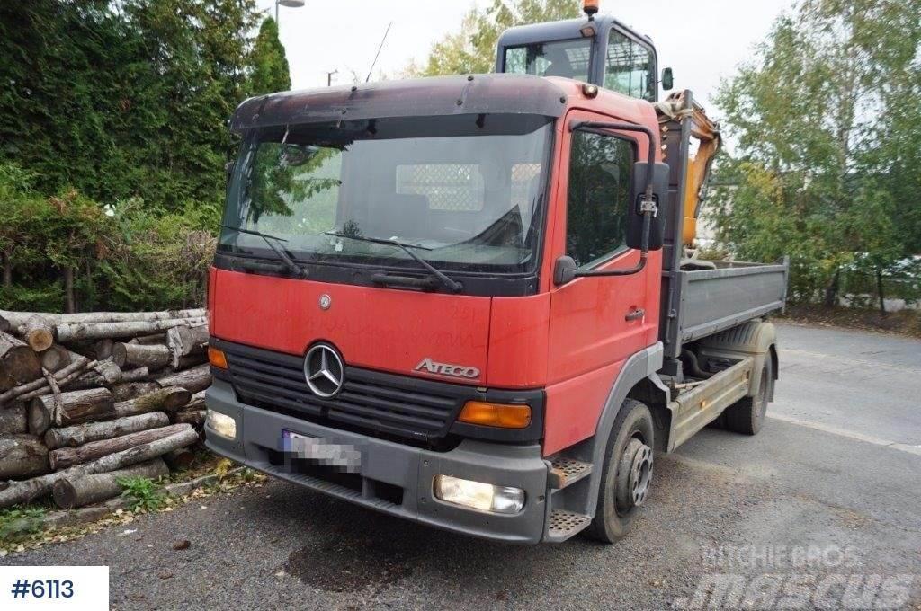 Mercedes-Benz 1223L/36AT