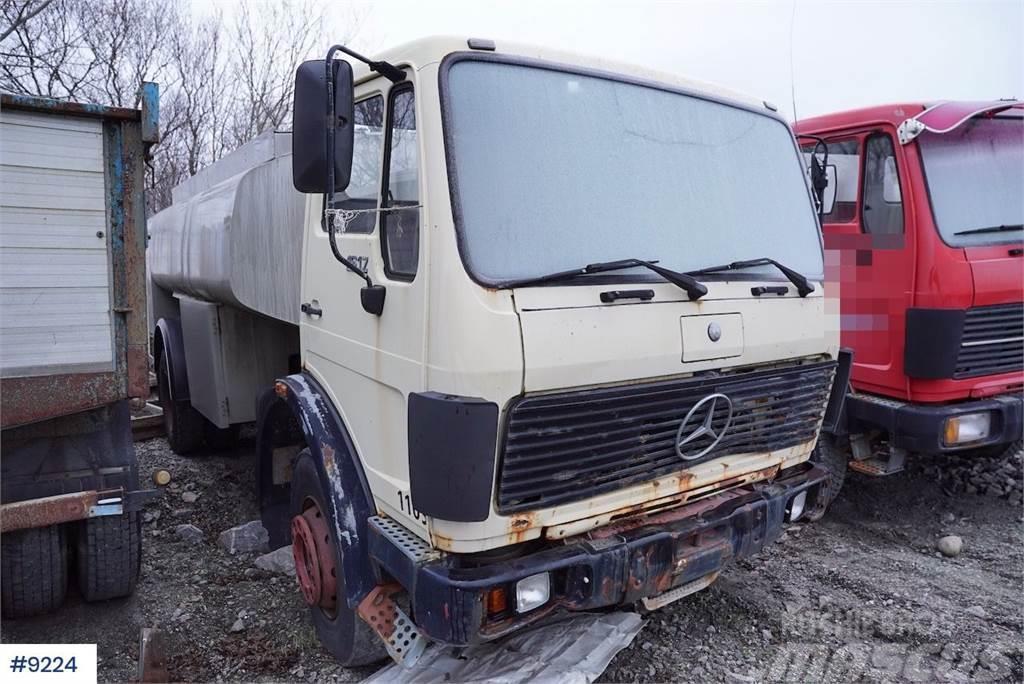 Mercedes-Benz 1617 Tank truck