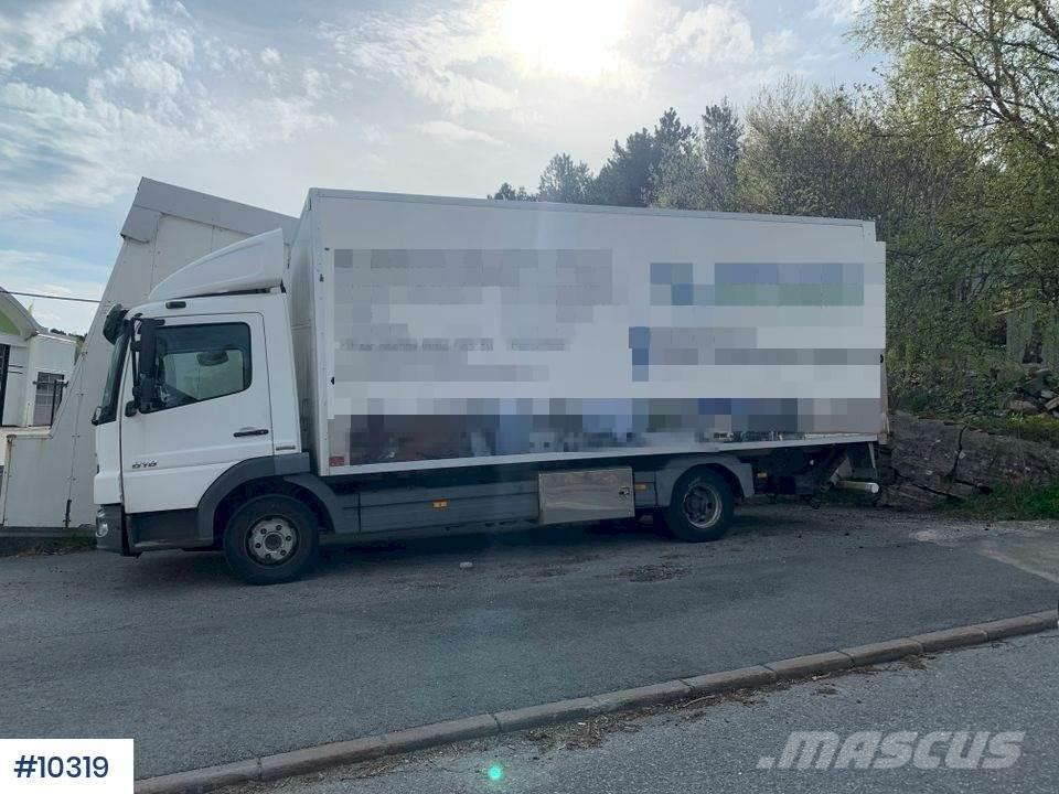 Mercedes-Benz Atego 818 ith LOW KM