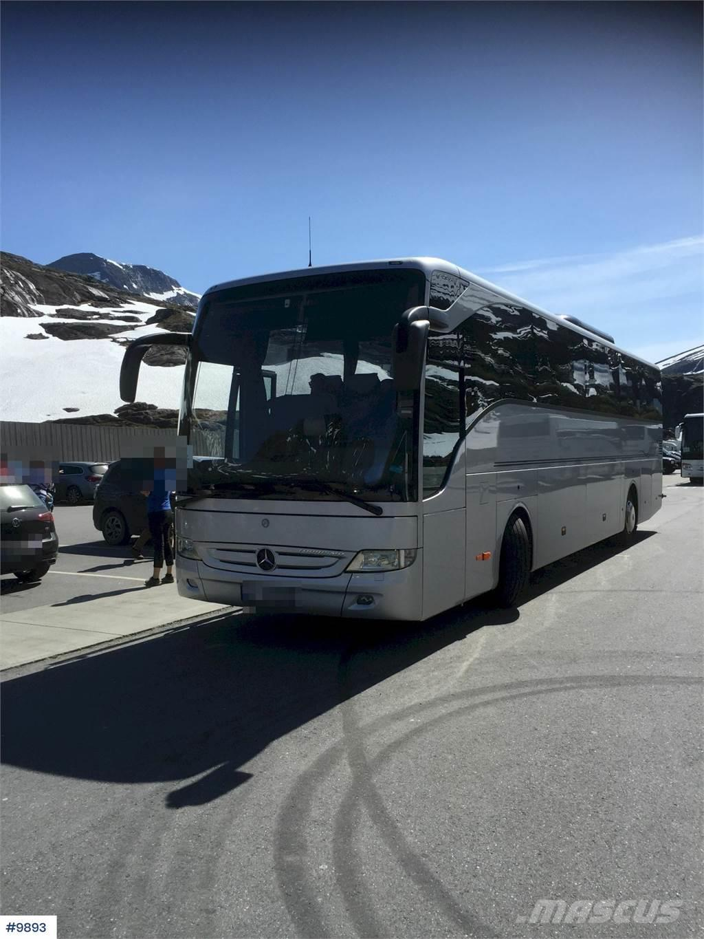 Mercedes-Benz Tourisimo bus with only 330.000 km