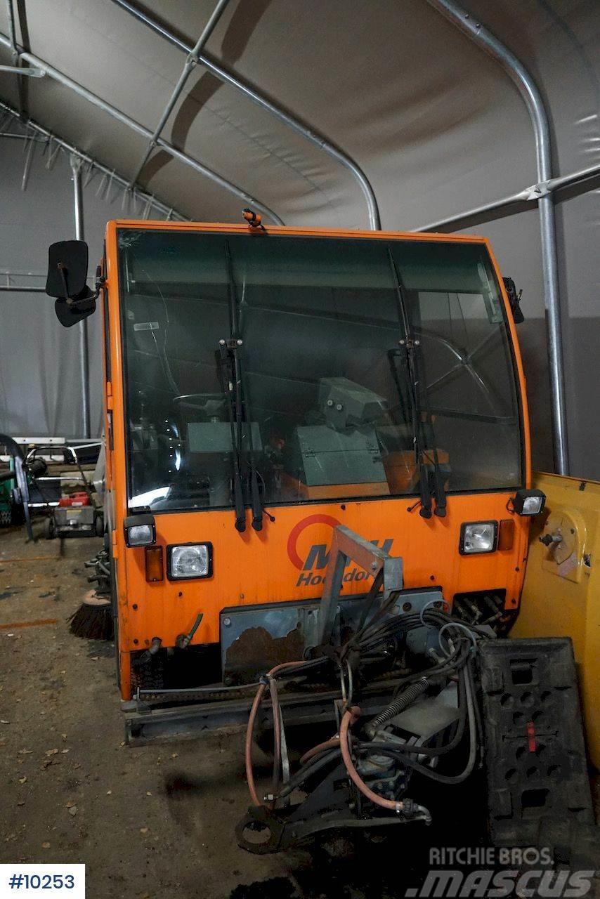 Mfh Hockdorf 5000 Sweeper Repair Object