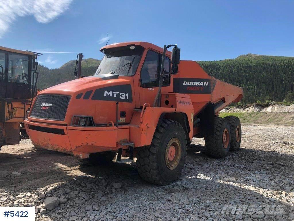 Moxy MT31 Doosan Highline