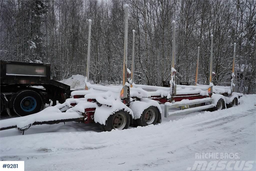 Närko timber trailer