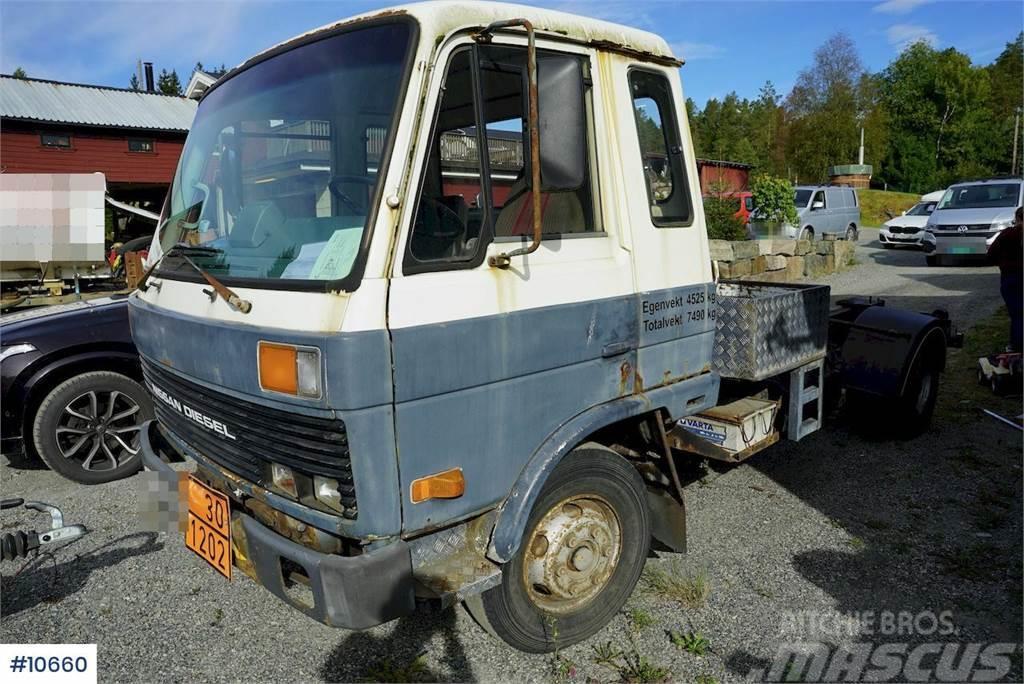 Nissan Diesel chassis repair object