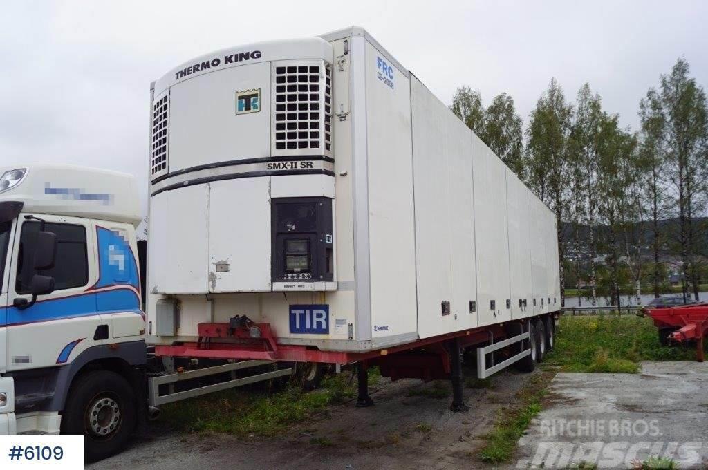 Norfrig SF 24/13,6 Cooling trailer