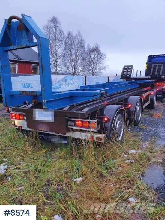 Norslep container trailer