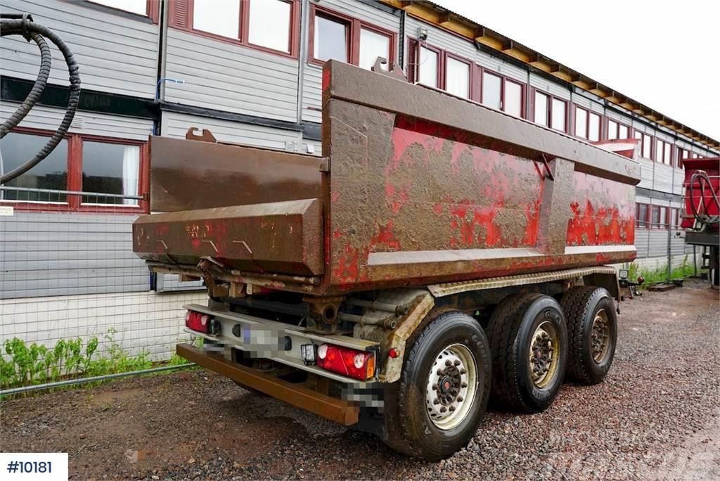 Norslep trailer, repair object