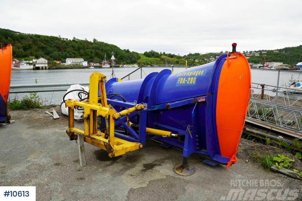[Other] Saltvik FDA-280 plow w/swing
