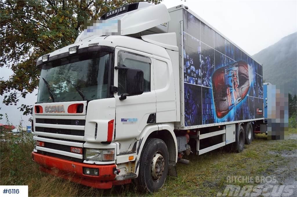 Scania 124G 420 6x2