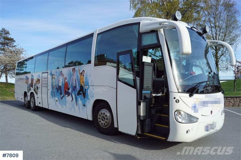 Scania Irizar Century / Classic K420 6x2 Bus. 62 seats WA