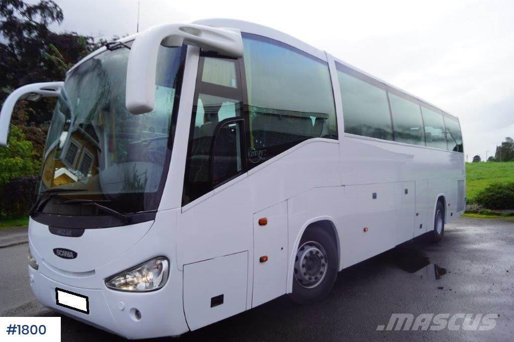 Scania Irizar K124 4x2 Bus 47 seats. Low km! WATCH VIDEO