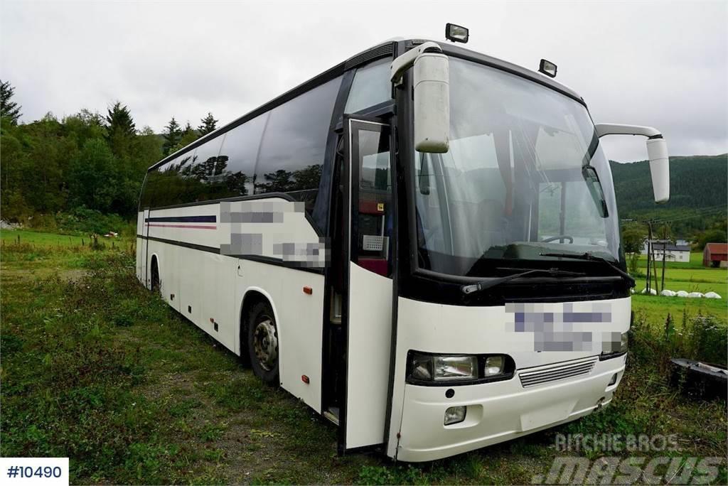 Scania K124 50 seat bus