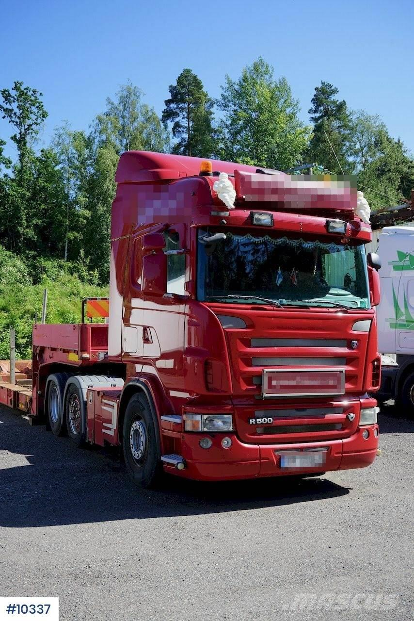 Scania R500 Trailer