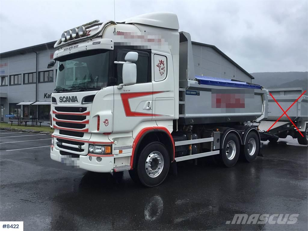 Scania R560 6x4 Tippbil