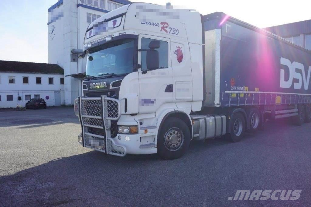 Scania R730 great truck