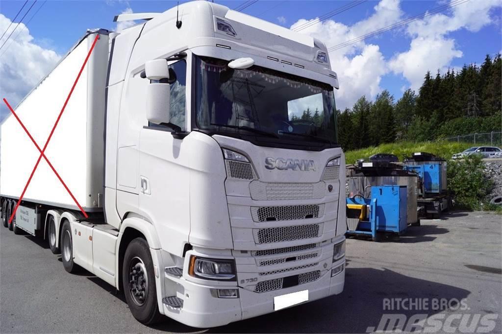 Scania S730 V8 Edition