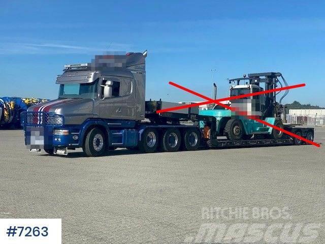 Scania T144 530 8x4