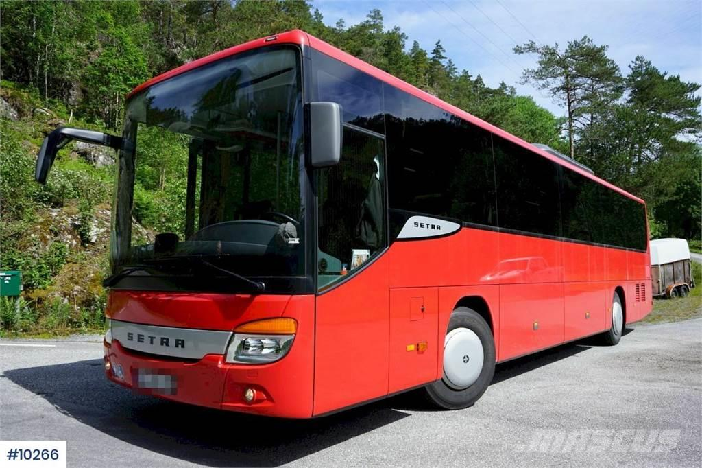 Setra S0415UL 4x2 Bus. HC lift and few km. Good tires. W