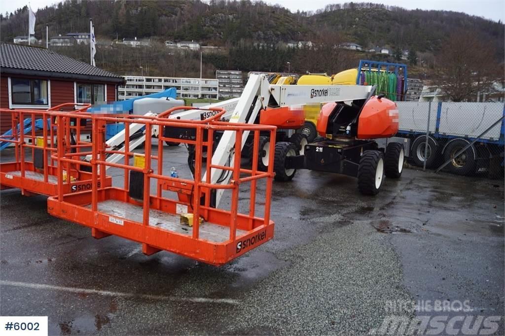 Snorkel T46JRT self driving lift