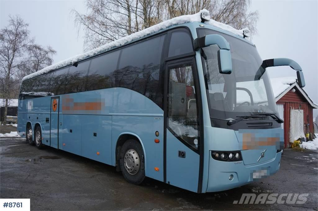 Volvo Carrus 9700 6x2 55 + 2 seater Bus. Recently great