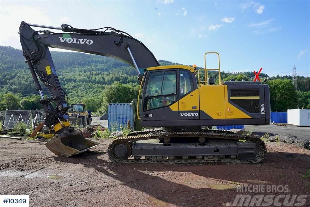 Volvo EC300EL w/ rotor tilt and 3D GPS