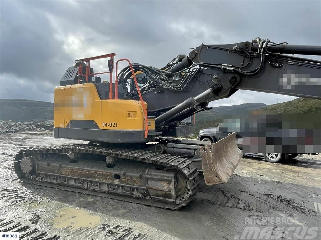 Volvo EC355EL Excavator w/ latest Trimble GPS