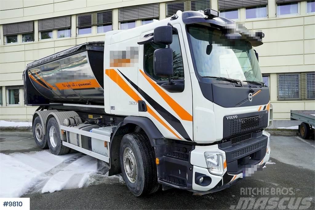 Volvo FE asphalt truck Sprider