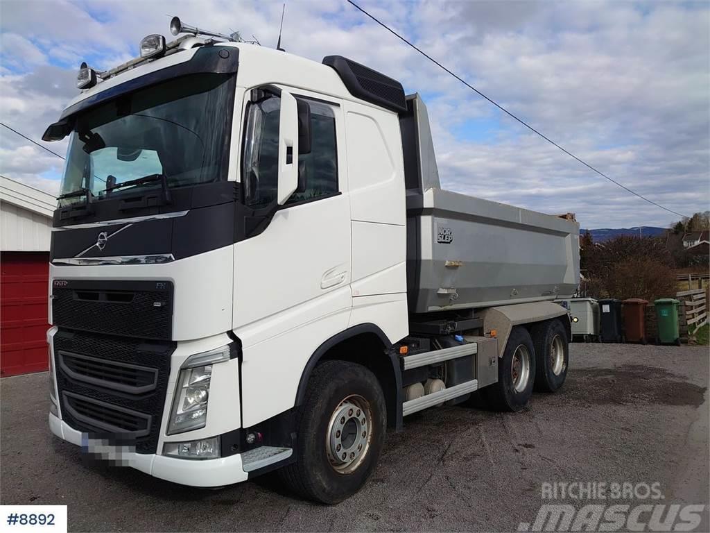 Volvo FH 540 Tipper truck