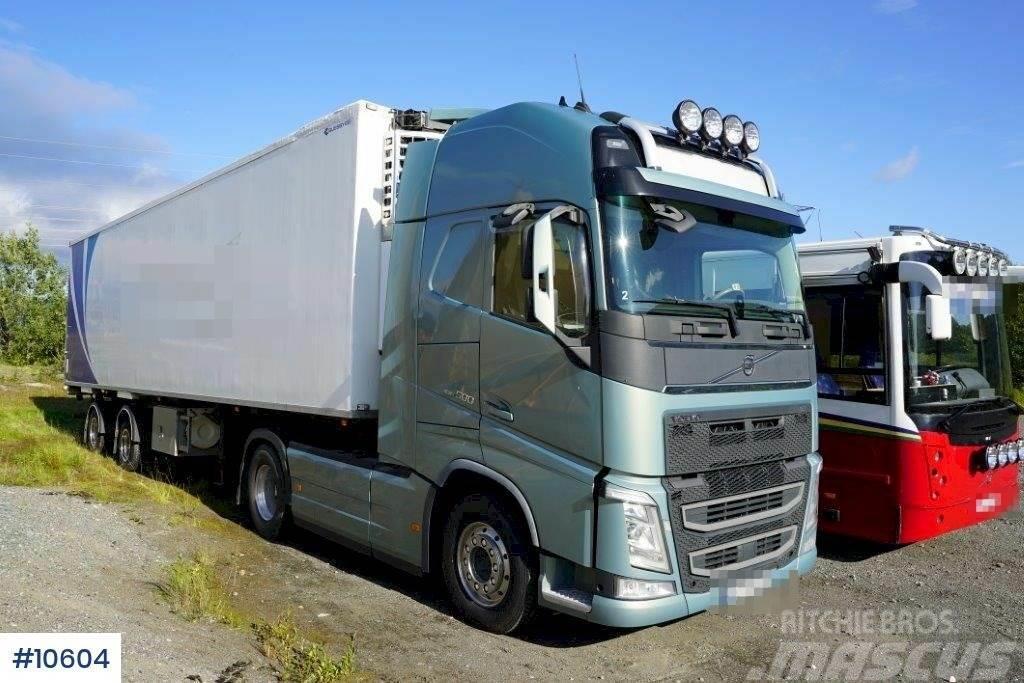 Volvo FH12 2 axle truck