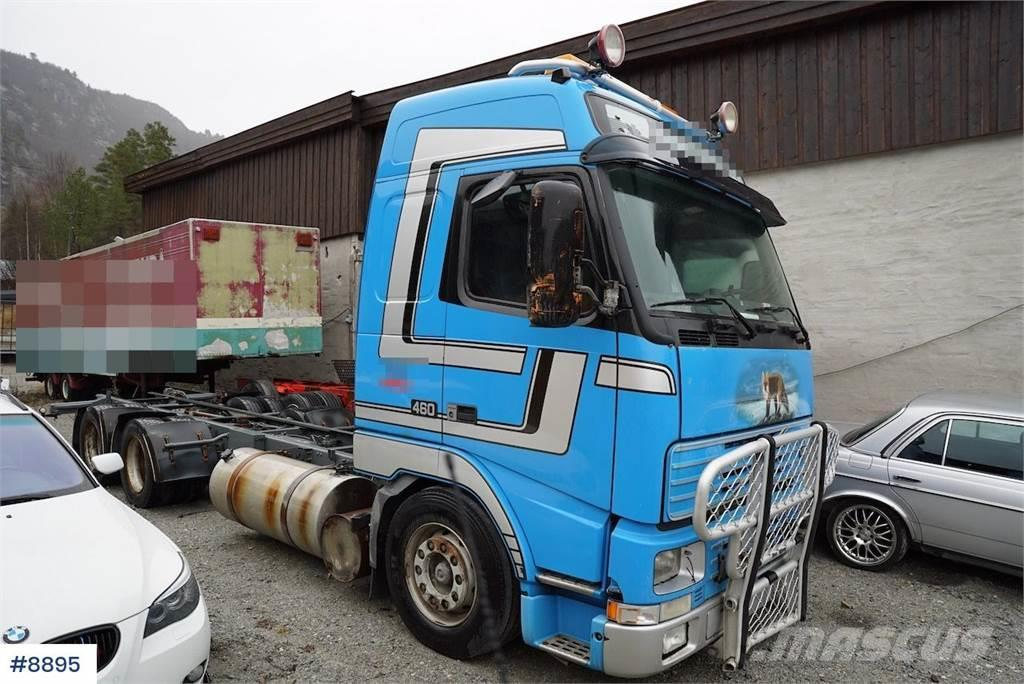 Volvo FH12 chassis