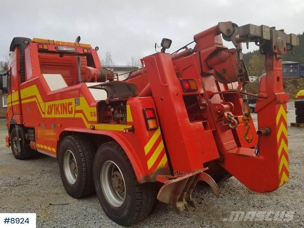 Volvo FH12 Tow truck with Warta build
