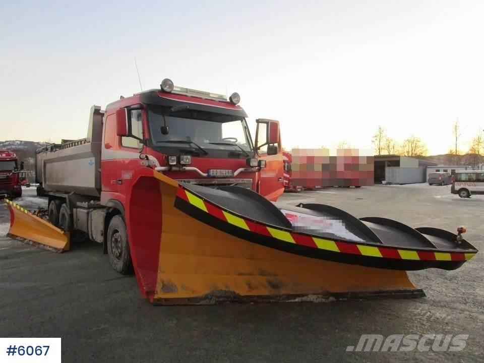 Volvo FH16 6x4 Tipper