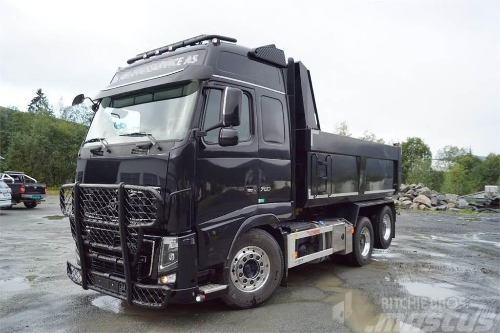Volvo FH16 750 6x2 Tipper