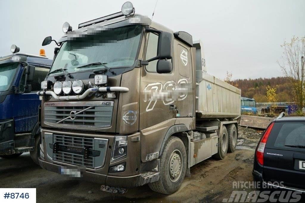 Volvo FH16 snow rigged