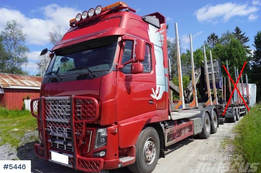 Volvo FH16 Tømmerbil m/Loglift tømmerkran