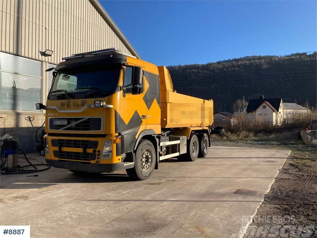 Volvo FH480 6x4 Tipper truck