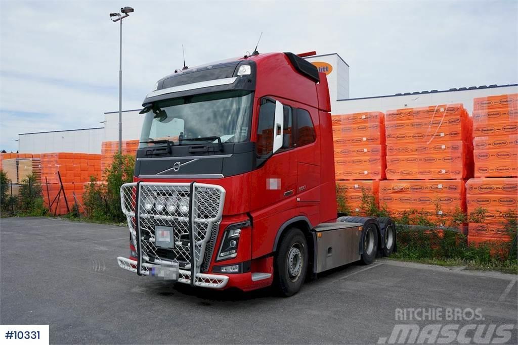 Volvo FH650 6x2 Trailer