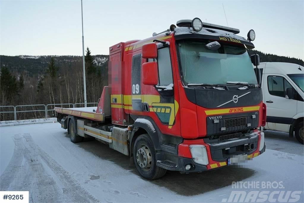 Volvo FL 4x2 Tow truck