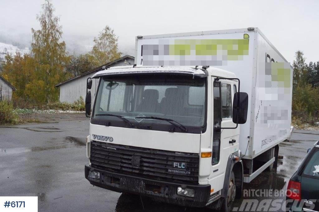 Volvo FL w/lift. Rep. object