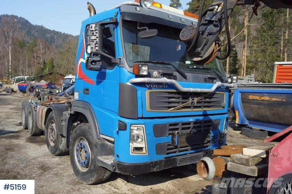 Volvo FM12 8x4 Chassis