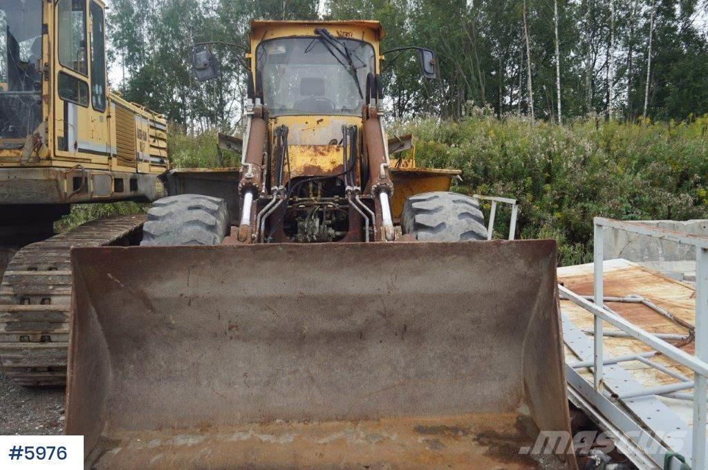 Volvo L120 Wheel loader with PowerShift (refurbishment o