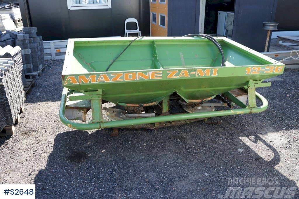 Amazone ZA-MI 12-36 Sand spreader