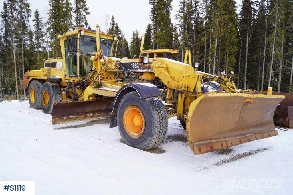 Caterpillar 163H 6x6 Motor Grader