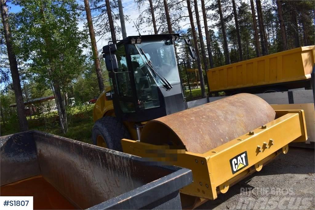 Caterpillar CS66B Vält Roller