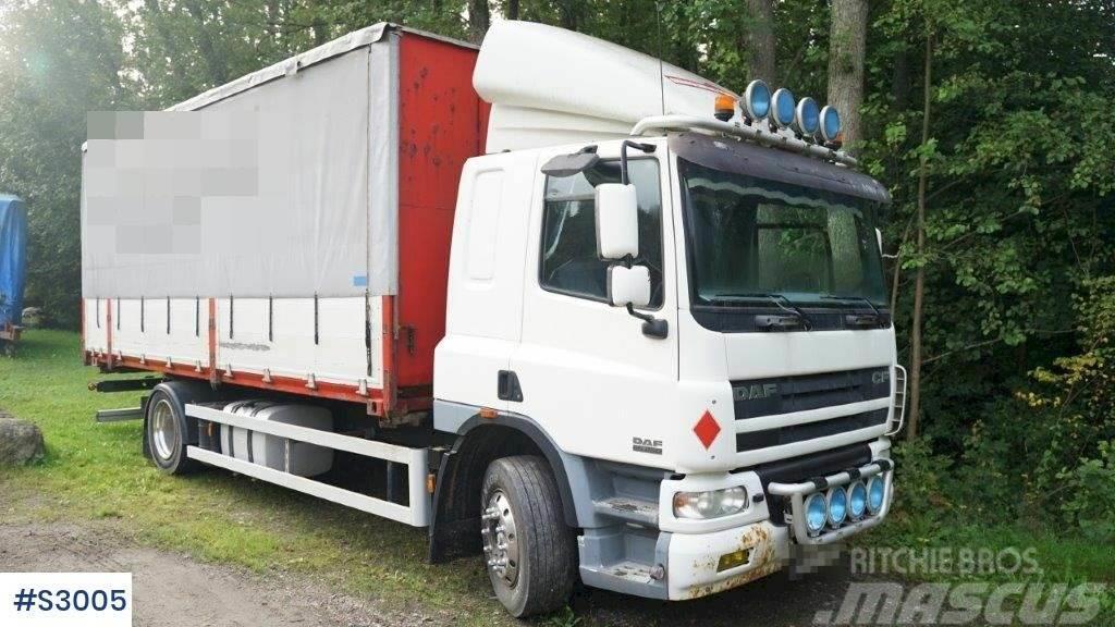DAF FA 65250M Box Truck