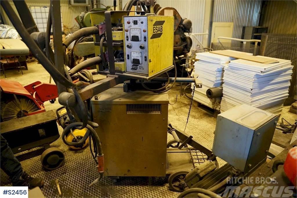 Esab LAE400 Welding Machine