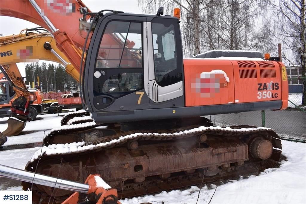 Hitachi 350LC, Excavator