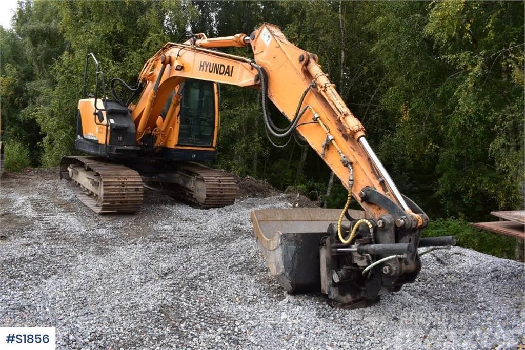 Hyundai Robex 145 LCR-9 Bandgrävare Excavator
