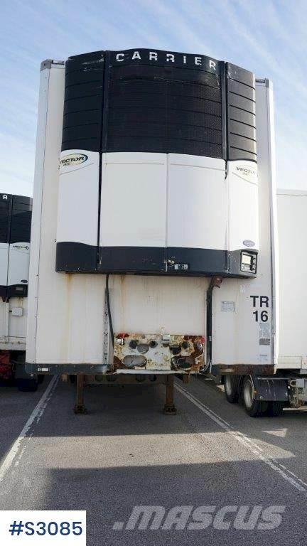 Krone SDR 27 Carrier Cooling Trailer