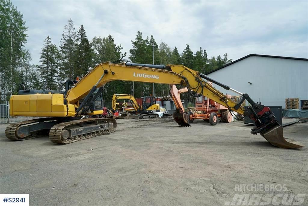 LiuGong 925E Excavator